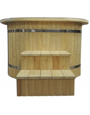 baignoire ofuro en plastique bains ofuro pour 2 personnes. Black Bedroom Furniture Sets. Home Design Ideas