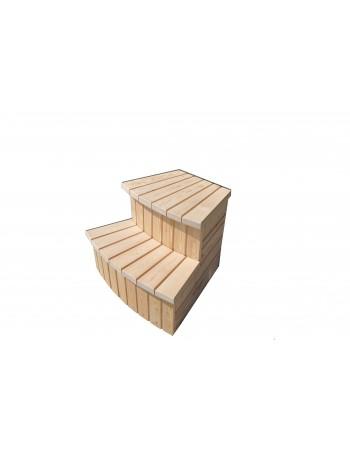 Escaliers pour bain de type B
