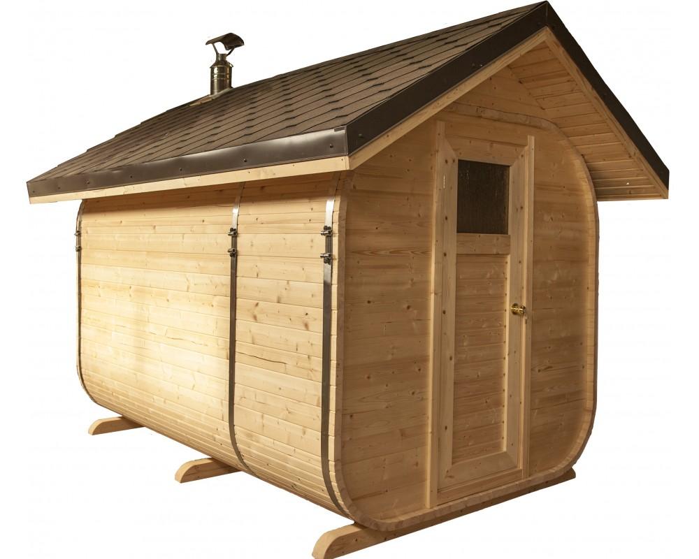 Jardin Extérieur Sauna En Bois Extérieur Sauna