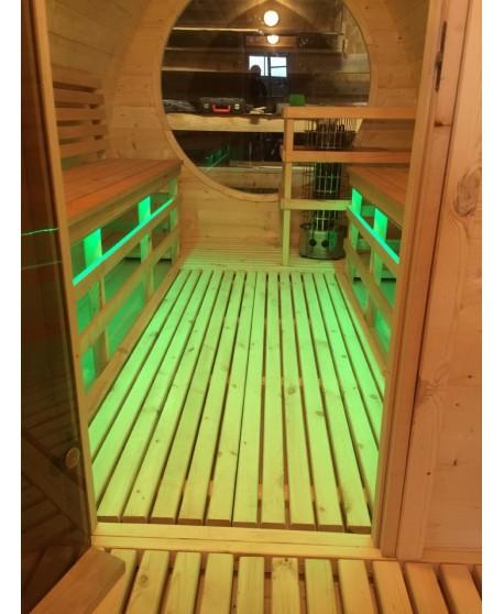 iglu saunas exterieur