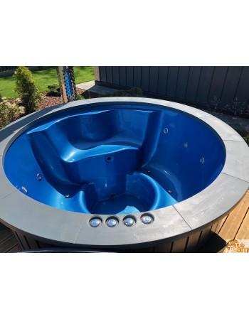 Royal wellness bain de fibre de verre 1,8 m