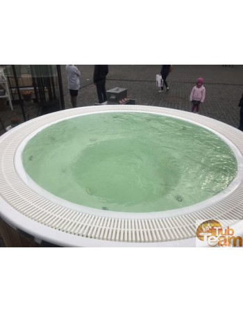 190cm bain nordique avec système de débordement !!!