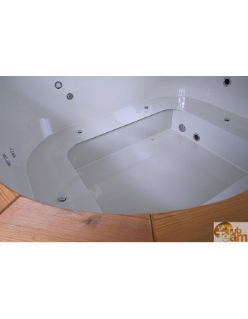 Piscine de massage spa