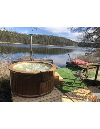 Bain nordique pour camping 6-10 personnes